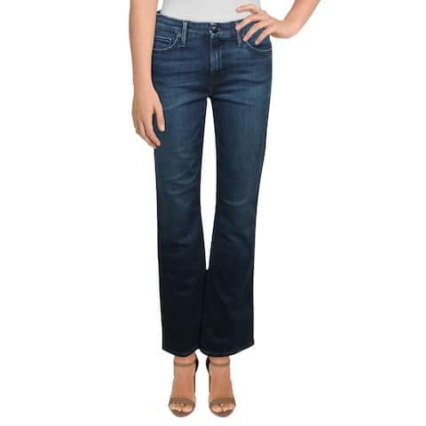 Joe's Womens Petites The Provocateur Bootcut Jeans Flawless Denim - Marlana