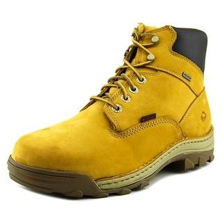 Wolverine Dublin Men Round Toe Leather Work Boot
