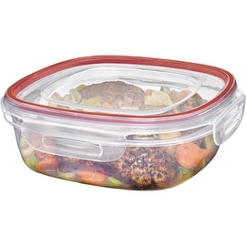 Rubbermaid 9 Cup Food Str Container