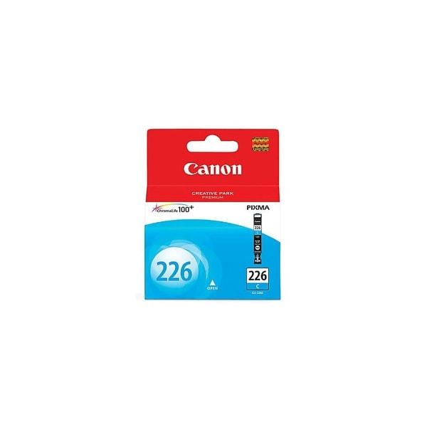 Canon CLI-226 C Ink Tank CLI-226C Ink Cartridge - Cyan