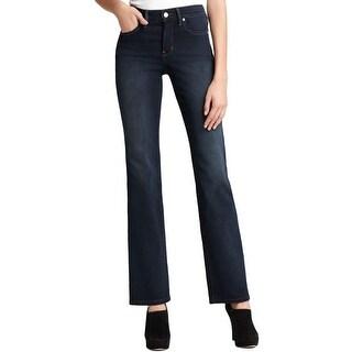 NYDJ Womens Bootcut Jeans Denim Slim Fit - 6