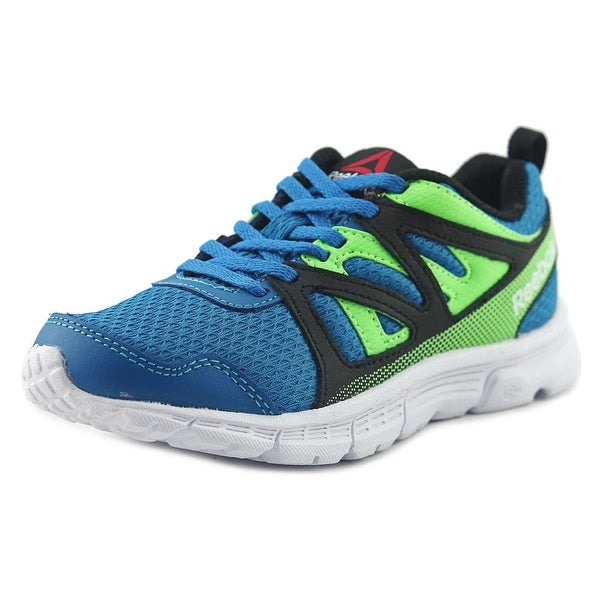 Reebok Run Supreme 2.0 Youth Round Toe Synthetic Blue Running Shoe