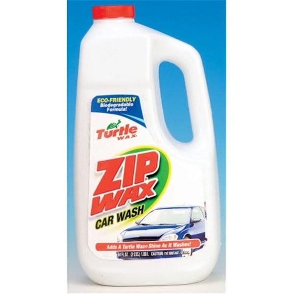 Shop Turtle Wax 64 Oz Zip Wax Car Wash T 79 Free Shipping On