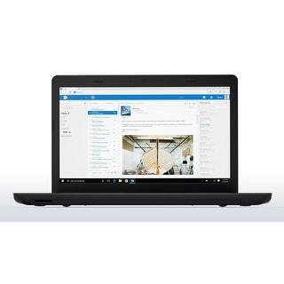 "Lenovo ThinkPad E570 Core i5-7200U, 500GB HDD, 15.6"" LED, Win 10 Pro Laptop - Black"