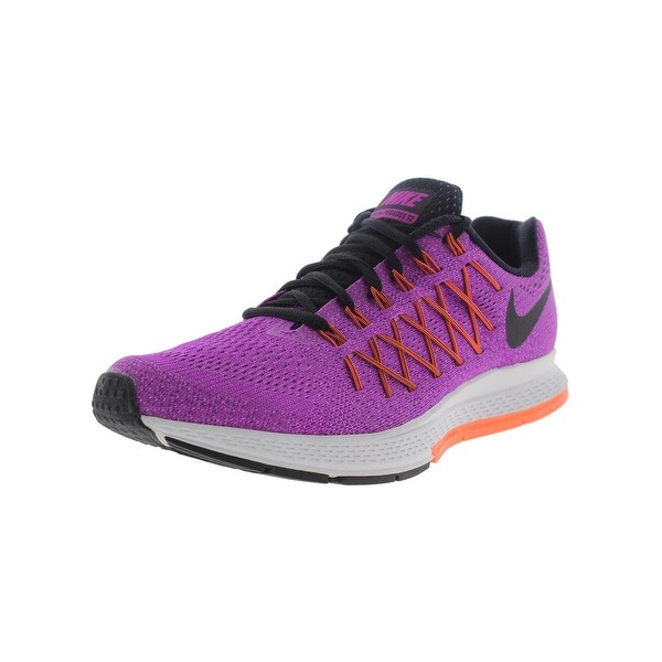 5ae398fe4d14 Shop Nike Womens Air Zoom Pegasus 32 Running Shoes Mesh Laces - Free ...