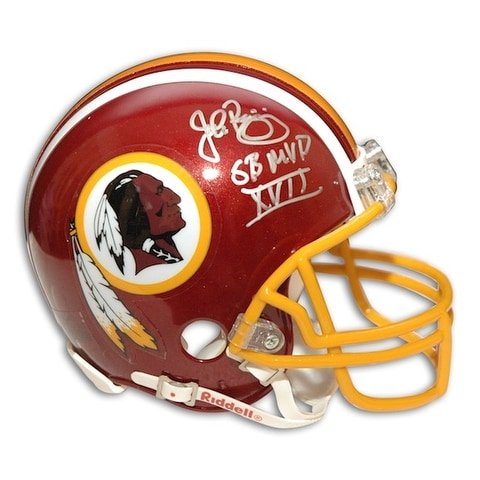 fc62825f Shop Autographed John Riggins Proline Redskins Helmet Inscribed SB XVII MVP  - Free Shipping Today - Overstock - 13072815