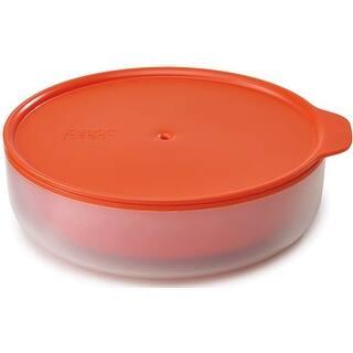 Joseph Joseph M-Cuisine Cool-Touch Microwave Dish, Orange/Beige|https://ak1.ostkcdn.com/images/products/is/images/direct/5ef1ce2fa0eb4e84b69d5bdd245f1dc614bc8bc9/Joseph-Joseph-M-Cuisine-Cool-Touch-Microwave-Dish%2C-Orange-Beige.jpg?impolicy=medium
