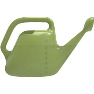 Fiskars 434027-4001 Green Watering Can, 2 Gallon