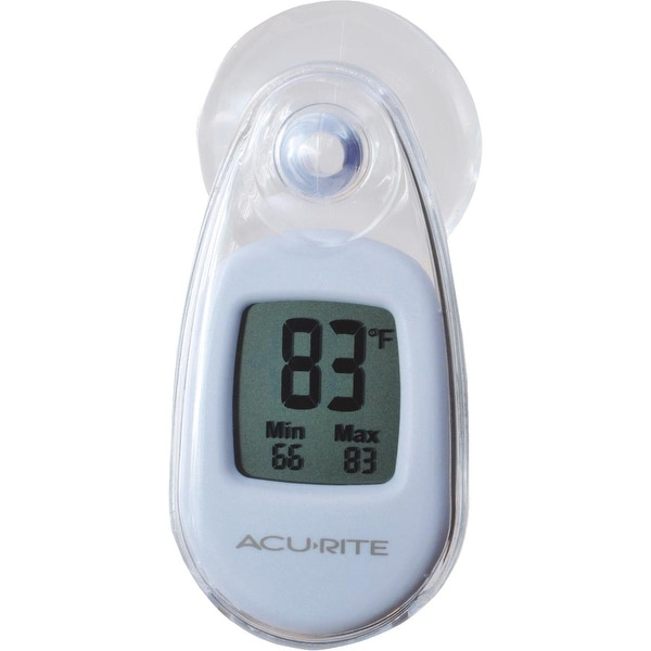 Acurite Suction Cup Thermometer
