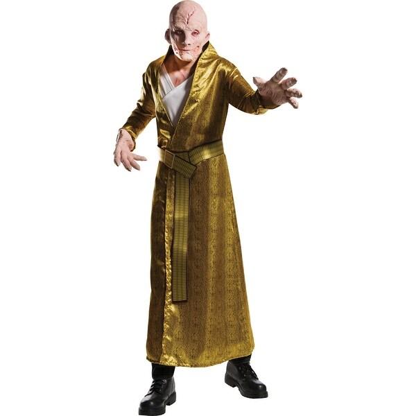 mens deluxe supreme leader snoke halloween costume