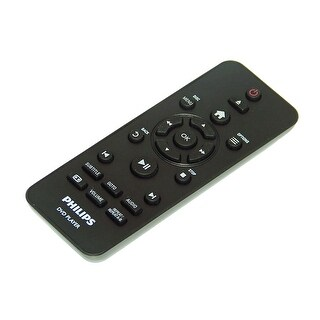 NEW OEM Philips Remote Control Originally Shipped With DVP2800, DVP2800/F7