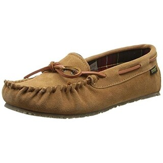 Old Friend Womens Kelly Moccasins Suede Casual