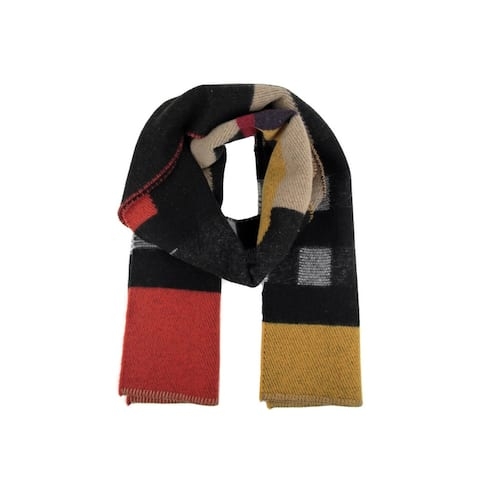 Burberry Women's Multicolor House Checkered Wool / Cashmere Scarf 39551561 - One Size