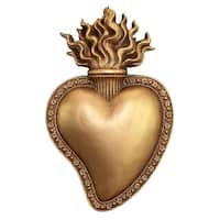 Design Toscano  Most Sacred Heart of Jesus Wall Sculpture