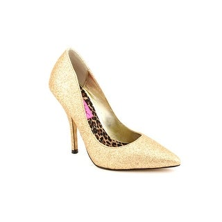 Betsey Johnson Ice Women  Pointed Toe Synthetic  Heels