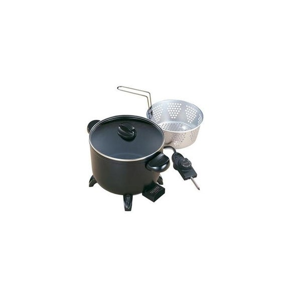 Shop Presto 06006 Kitchen Kettle Multi Cooker, Fryer