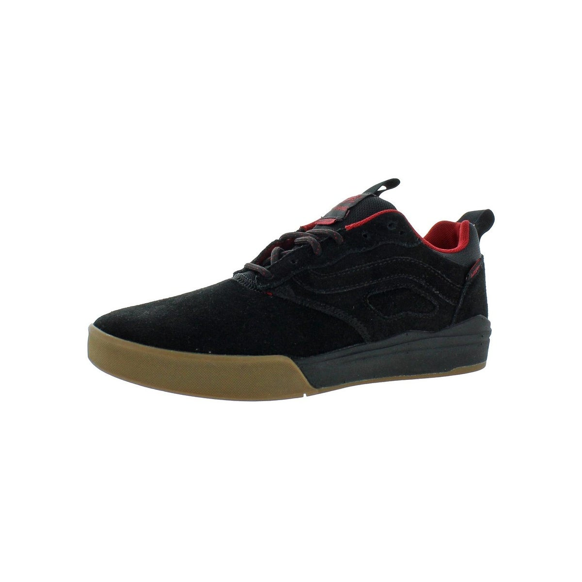 58059838 Black Vans Men's Shoes | Find Great Shoes Deals Shopping at Overstock