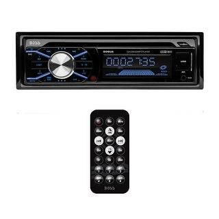 Boss CD/MP3 Receiver USB/SD Front Aux input