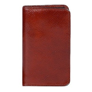 Scully Planner Unique Leather Personal Weekly 3 x 6 1008