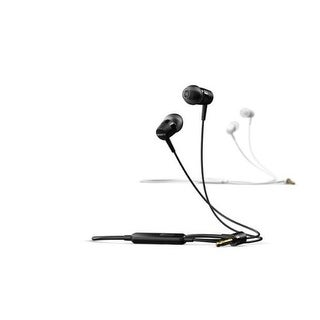 Sony Stereo Headset with Microphone and Answer/End Button for Cell Phones - Blac