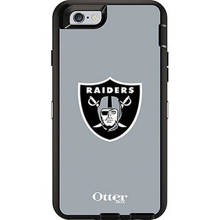 OtterBox Defender Case for Apple iPhone 6/6S (NFL Oakland Raiders)