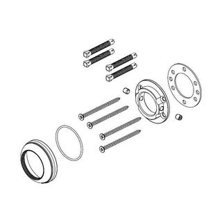 Delta RP64634 Cassidy Wall Mount Assembly