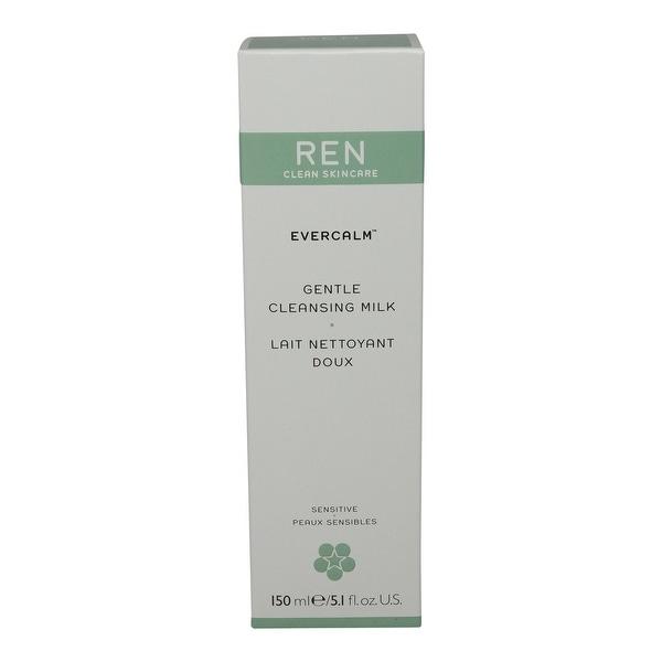 REN Skincare Evercalm Gentle Cleansing Milk-5.1 Oz