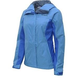 Columbia Women's Arcadia Omni-Tech Rain Jacket Waterproof Breathable - XS