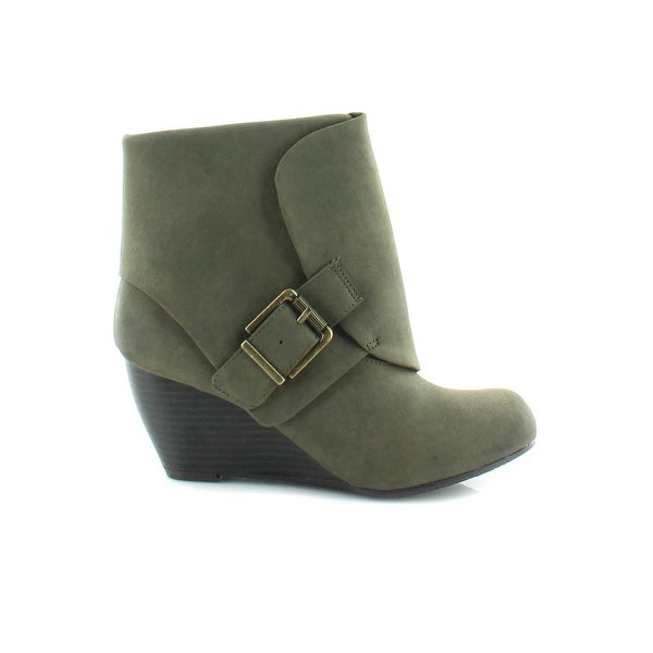 American Rag Coreene Women's Boots Olive - 5