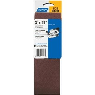 "Norton 01745 Sanding Belt,36 Grit, 4""x 24"""