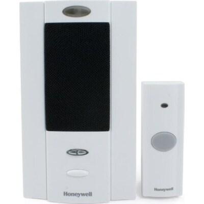 Honeywell Home RCWL210A1005-N TableTopWirelessDoorChimewLght