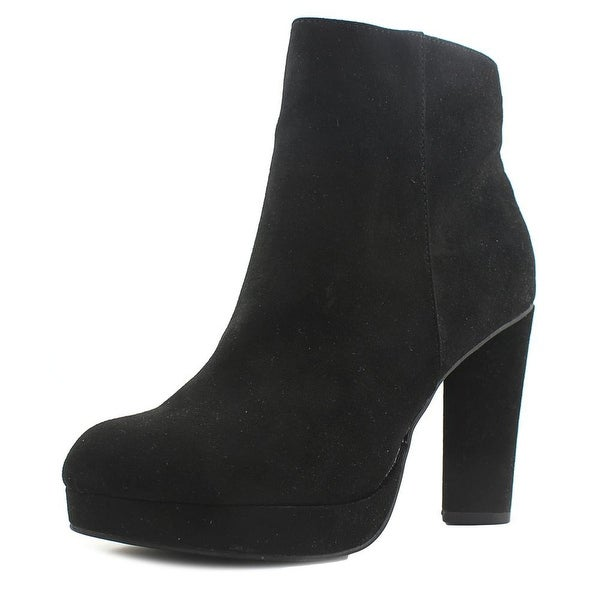 Bamboo Twisty-01M Black Boots