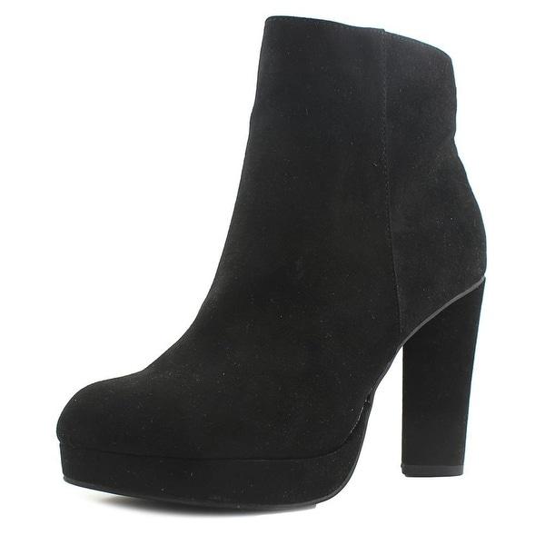 Bamboo Twisty-01M Black Boots