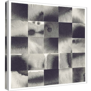 """PTM Images 9-99040  PTM Canvas Collection 12"""" x 12"""" - """"Squares 3"""" Giclee Abstract Art Print on Canvas"""