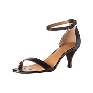 Corso Como Womens Caitlynn Heels Leather Solid