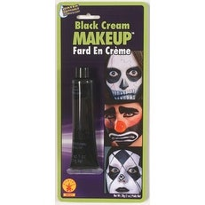 Black Cream Makeup Halloween Costumes and Accessories
