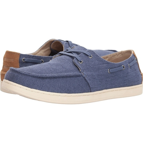 4b8bc77d518 Shop Toms Men s Culver Canvas Casual Lace-Up - Free Shipping Today ...