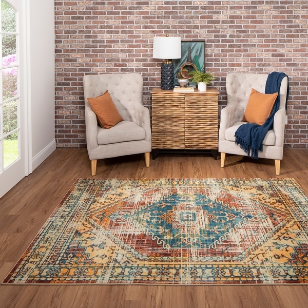 Mohawk Home Apeley Spice Area Rug. Opens flyout.