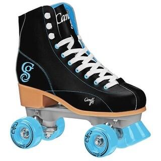 Sabina Candi Girl Womens Roller Skate, Black & Teal - Size 6