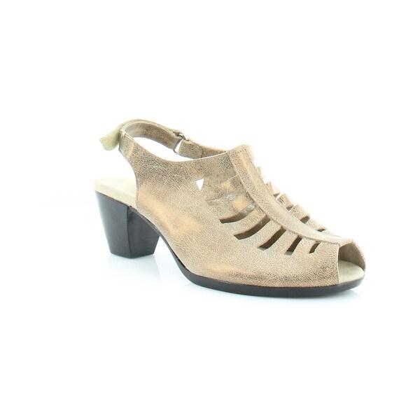 Munro Abby Women's Sandals & Flip Flops Golden Taupe