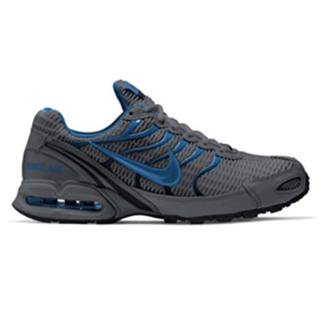 best website b8bc0 37428 Nike Mens Air Max Torch 4, Cool Grey Military Blue-Black