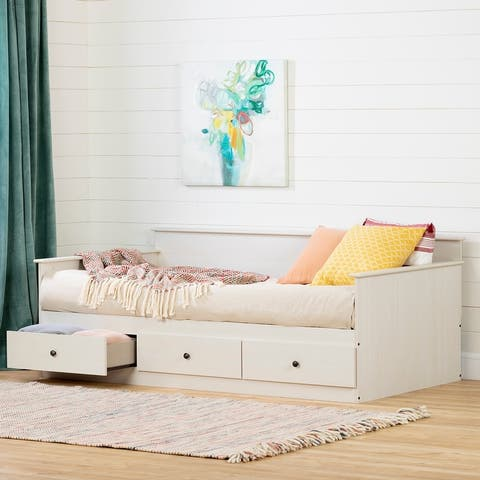 South Shore Plenny Daybed with Storage