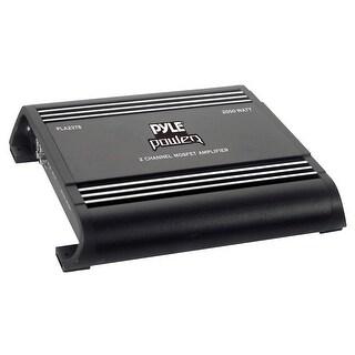 Pyle 2 Channel 2000W Bridgeable Mosfet Amplifier