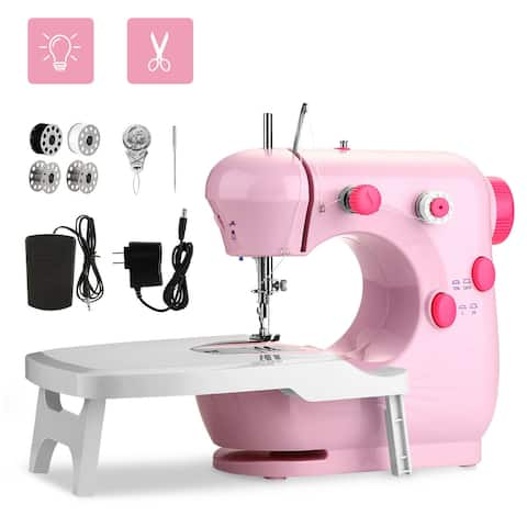 Portable Sewing N Embroidery Machine - S