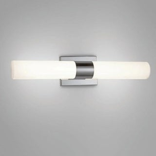 "WAC Lighting WS-7222F Elemental 22"" LED 277V Dimming Bathroom Bar Light with Etched Safety Glass"