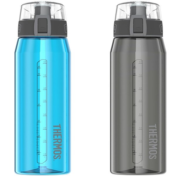 Thermos 32 oz. Eastman Tritan Flip-Cap Hydration Water Bottle with Carry Loop - 32 oz.