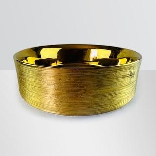Link to Belleza Imperial Jewel Golden Vessel Sink Similar Items in Sinks