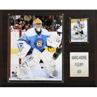 C & I Collectables  NHL Marc-Andre Fleury Pittsburgh Penguins Player