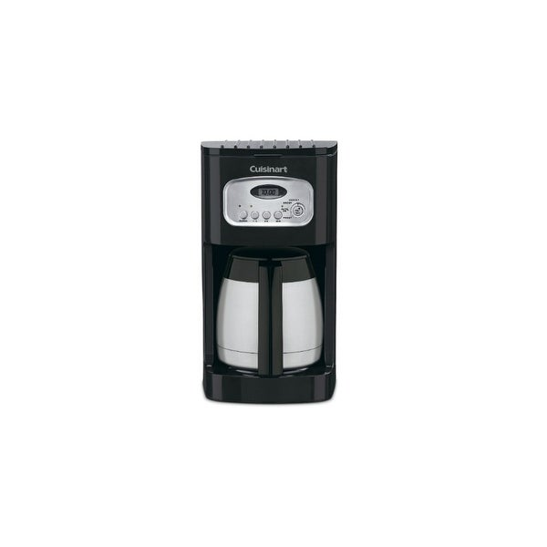 Cuisinart Programmable Coffeemaker 10-Cup Thermal Programable Coffeemaker