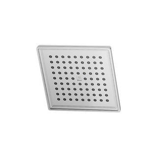 Symmons 422SH 2.5 GPM Single Function Square Shower Head